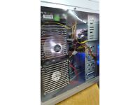 Quad Core ASUS Gaming PC