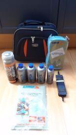 Gard X car care kit