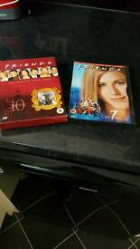 Friends x2 box sets