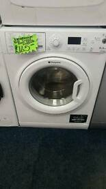 HOTPOINT 8KG LOAD 1400 SPIN WASHING MACHINE