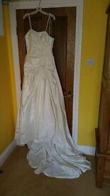 Wedding Dress Size 12 Brand NEW