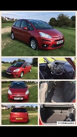 Citroen C4 Picasso 5 VTR+ HDI 86K Miles Only 1 Previous owner