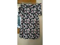Bundle of summer tops and shorts size 10-12 Inc Zara and USA/Spain