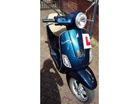 Vespa Piaggio Scooter LX 4t 125