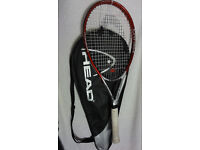 "Head Titanium S2 LM Edition Grip L2 4 1/4"" Tennis Racket Racquet /Cover RRP £180"