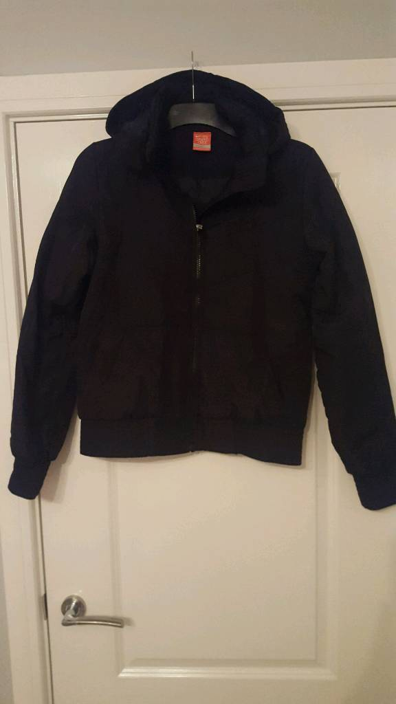 Nike Black Winter Jacket Size M In Patchway Bristol Gumtree