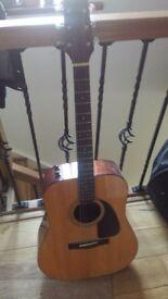 Fender Gemini 2 electro acoustic