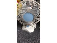 Old fan in working condition