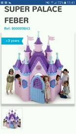Feber Disney super palace playhouse