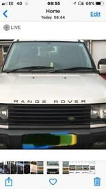 Range Rover p38 vogue