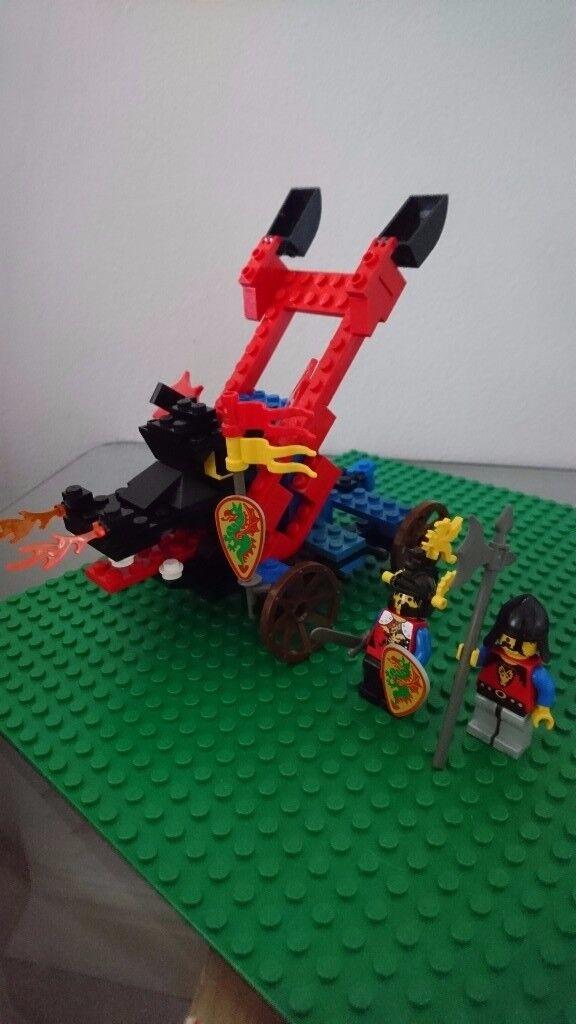 Lego dragon defender vintage
