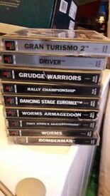 **PS1 GAMES** £2 EACH**BARGAIN**BASED IN HESTON, HOUNSLOW**