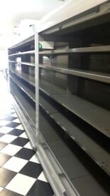 Large display fridge/ chiller