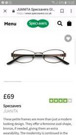 Specsavers Juanita glasses frame