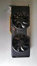 3GB GRAPHICS CARD EVGA GTX 780 GPU VIDEO CARD FOR PC COMPUTER & DESKTOP