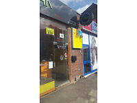 A Modern and Newly Refurbished A3 Shop Available (Southall Station) TO RENT