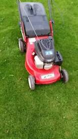 "Honda engine efco 18"" self propelled petrol lawnmower"