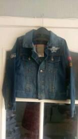 Boys next denim jacket (5)