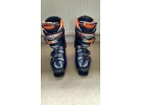 Men's 2012 Salomon RS 8 Ski Boots, Size 28 - lightly worn, £65 o.n.o.