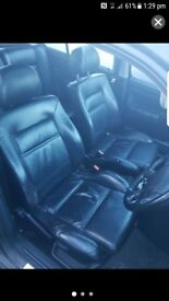 Mk3 5 door leather interior