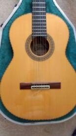 Camps Flamenco Guitar