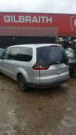 Breaking ford galaxy tdci 08 reg
