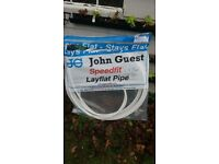John Guest Speedfit 22mm x 17m Layflat Barrier Pipe