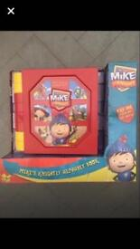 Mike the Knight Alphabet Book Brand New