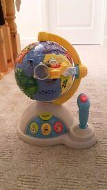 v -tech globe