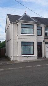 3 Bedroom Semi-detached House, Ammanford - No Forward Chain