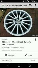 R32 wheel wanted