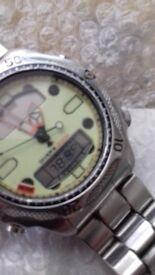 Citizen pro master watch