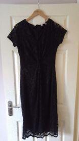 Dorothy Perkins Maternity Dress (Black)