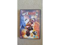 ''SPY KIDS 3 Game Over'', Region 2 DVD, *Mint Condition*