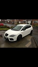 Seat Leon Cupra 2008 Great Car, Coil Packed Changed at 70k Miles, Apart From That Great Car