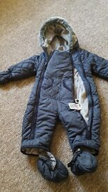 Mothercare wintersuit
