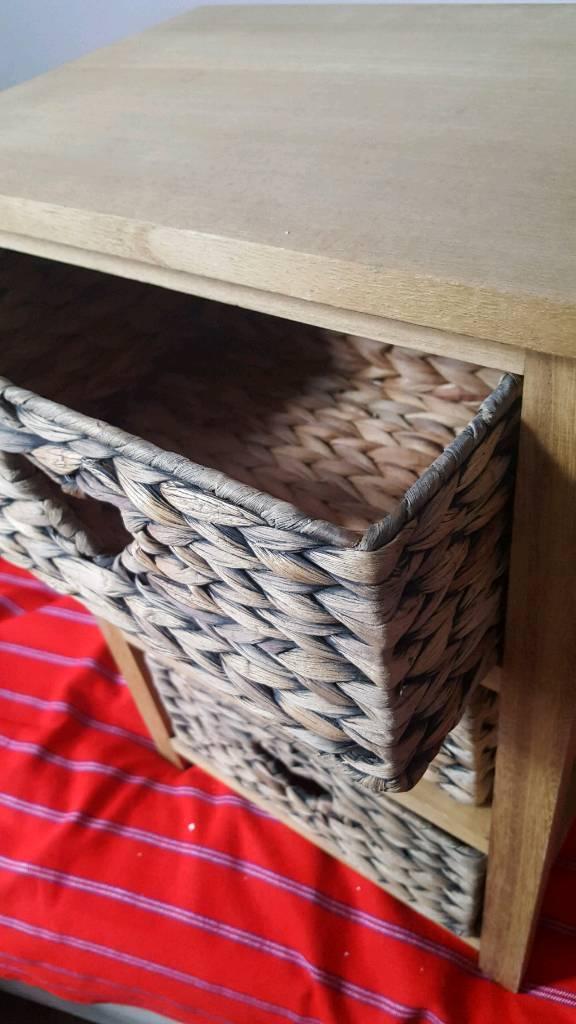New 3 drawers strorage unit bathroom tidy