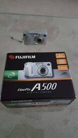 Fujifilm FinePix A500 Digital camera