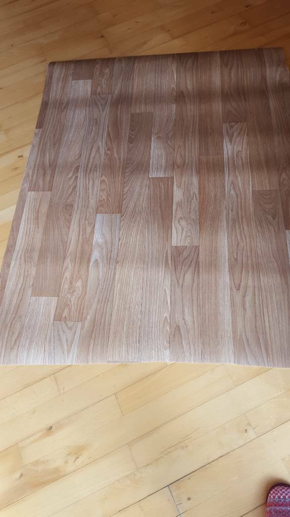 Oak Effect Vinyl Flooring In Barry Vale Of Glamorgan