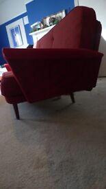 1960s bed settee