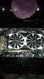 4gb nvidia 970 graphics card