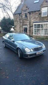 Mercedes E270 CDI Avantgarde Auto Diesel. Excellent condition and very reliable.