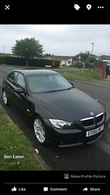 Bmw 320d msport for sale full service history just been serviced with stamp only 85,000 miles