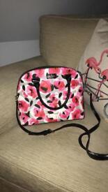 Kate spade floral handbag