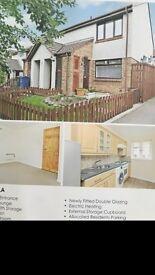 Fully Furnished 1 Bedroom Flat For Rent In Gorebridge