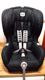 Britax Duo Plus group 1 iso-fix car seat