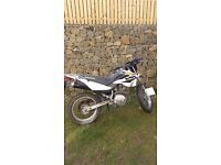 Honda XR 125 2008