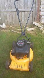 Stiga pro 48 mulching mower