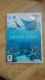 Endless Ocean game for Nintendo Wii