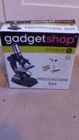 Gadget Shop Microscope